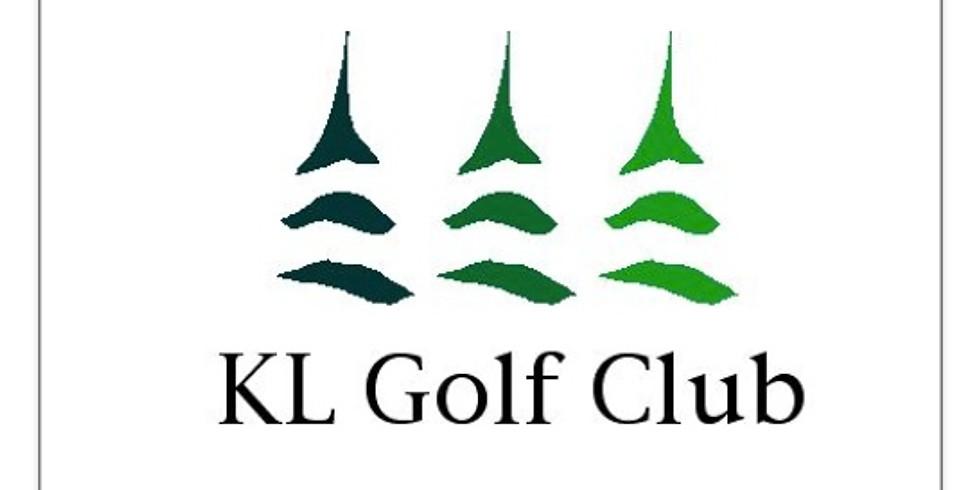Senior Men's Golf Tournament: Sept 20