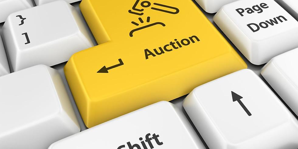 Extendicare Online Auction-Sat Nov 21 at 2pm