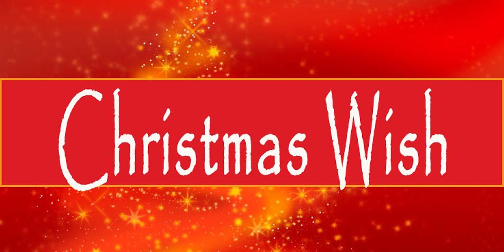 Christmas Wish Application (Deadline Nov 27)