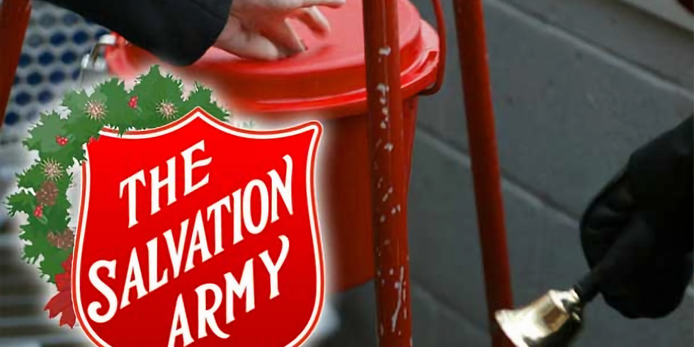 Salvation Army Christmas Kettles