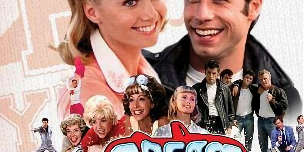 Drive In Movie: Grease (Kirkland Lake)