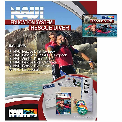 The Premier - NAUI Education System: Rescue Scuba Diver