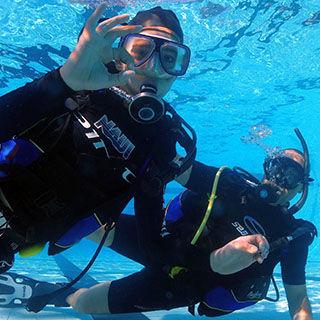 Advanced Scuba Diver Class