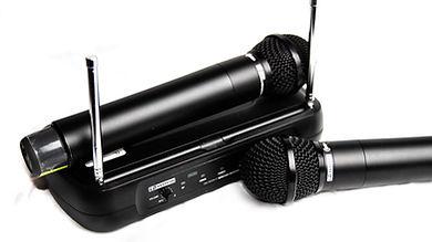 Mikrofone & Empfänger