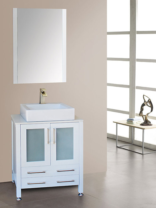 "30""Bathroom Cabinet 01930"