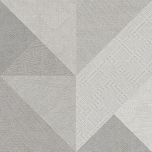 RUZZLE-DECO Carpet Porcelain Tile Light Grey 24 in. x 24 in. YF602255
