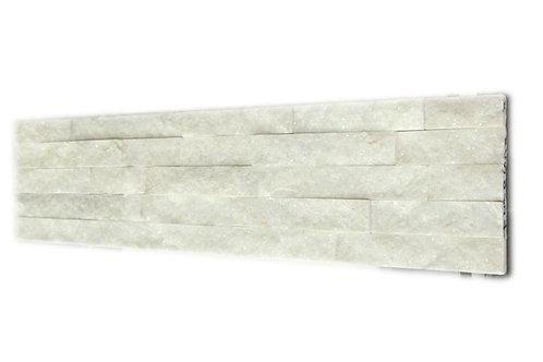White Quartzite Ledger Stone Wall Panels NWCS0624
