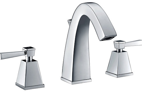Two Handle Lavatory Faucet 8001 007
