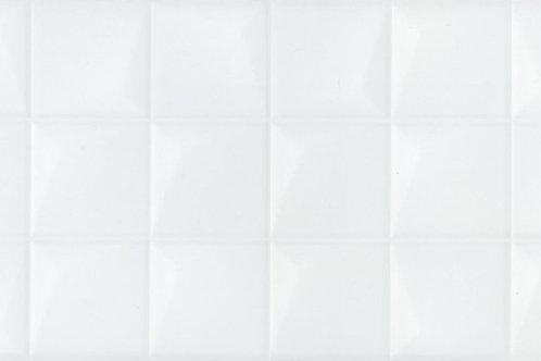 """12 x 24"""" 3D Square - CU008W"""