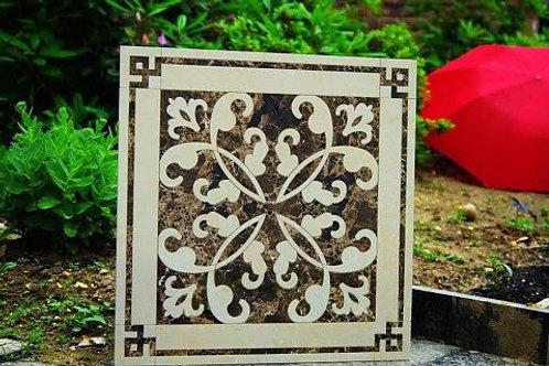 Polished crystal ceramic designs floor tile M12