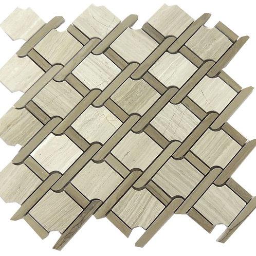 PT Marble Mosaic Tile S05