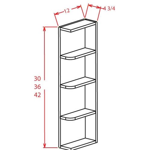 Wall End Shelf (Finish)