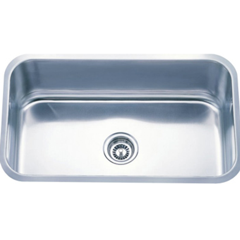 Undermount Single Bowl Sink 6001 3018