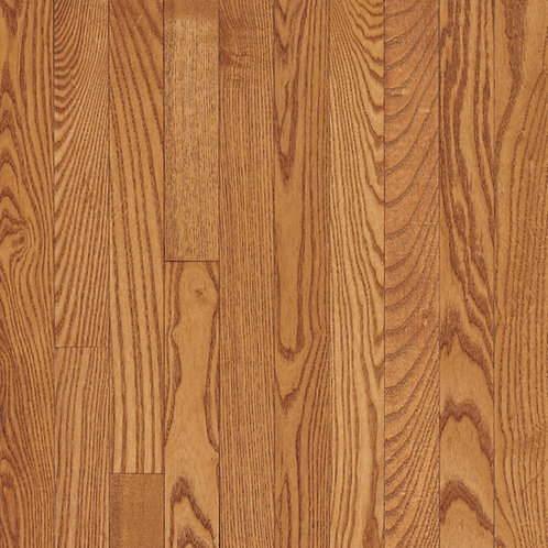 RED OAK - BUTTERSCOTCH 3 1/4 in. Solid Hardwood Plank C1216