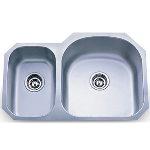 Undermount Double Bowl Sink 6001 3120R /60013120RT