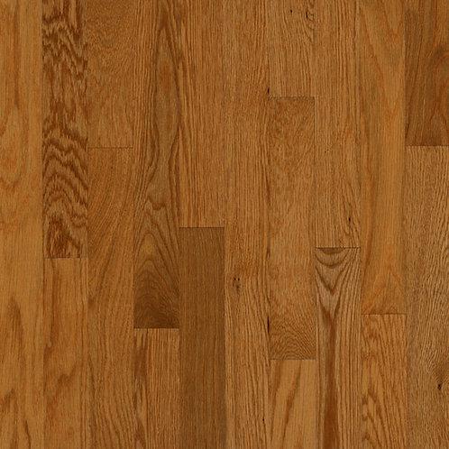 RED OAK - GUNSTOCK 3 1/4 in. Solid Hardwood Plank C1211