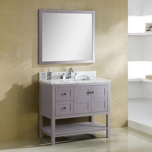 "36""Bathroom Cabinet 005 36 04L"