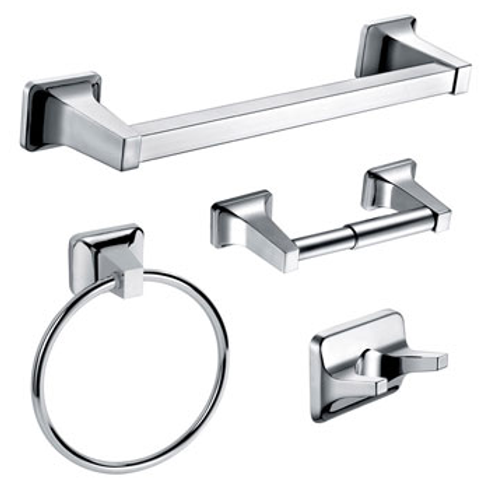 4-Piece Bathroom Accessory Kit 10054101