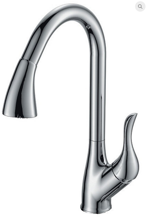 Single Handle Pull-Down Kitchen Faucet VF56092-2532