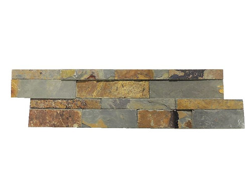 Grey Quartzite Ledger Stone Wall Panels N1120