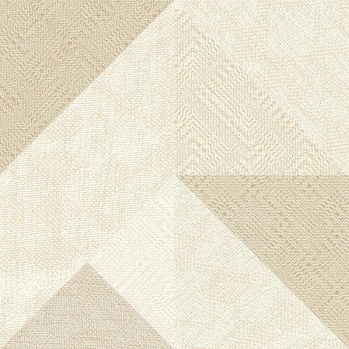 RUZZLE-DECO Carpet Porcelain Tile Light Beige 24 in. x 24 in. YF602251