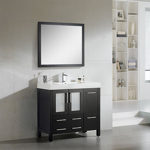 "36""Bathroom Cabinet  01936R"