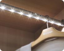 LED充电式感应衣通灯