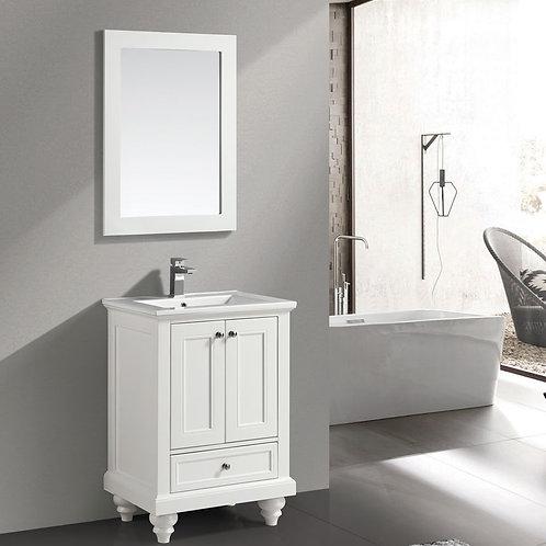 """24"""" Bathroom Vanity 9023 24 01"""