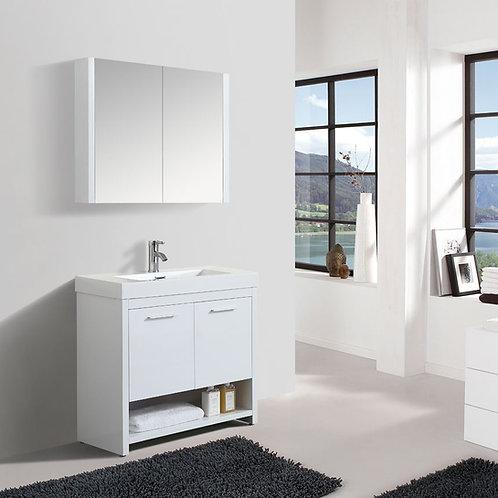 """36"""" Bathroom Vanity 9019 36 07"""