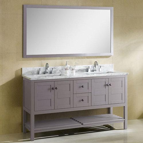 "60""Bathroom Cabinet 005 60 04"
