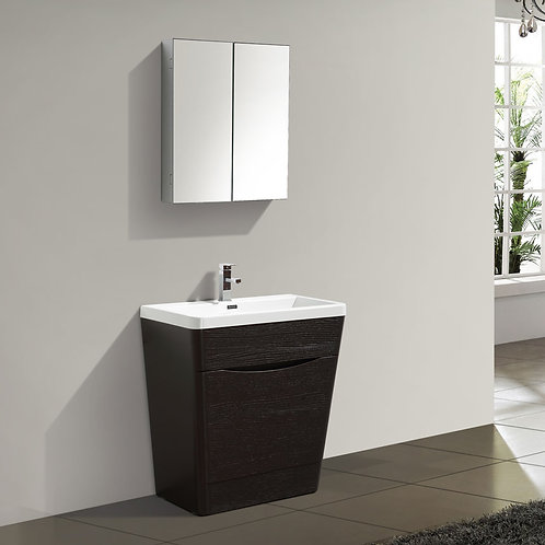 "30""Bathroom Cabinet 008 30 03"