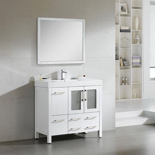 "36""Bathroom Cabinet  01936L"