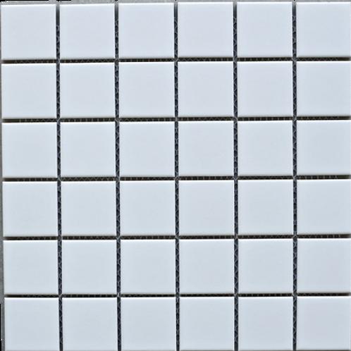 BT-PM08 2 x 2 White Porcelain (Matt)
