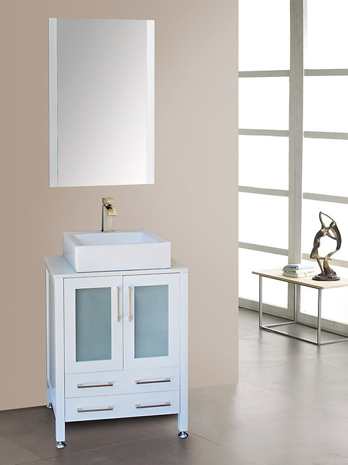 "24""Bathroom Cabinet 01924"