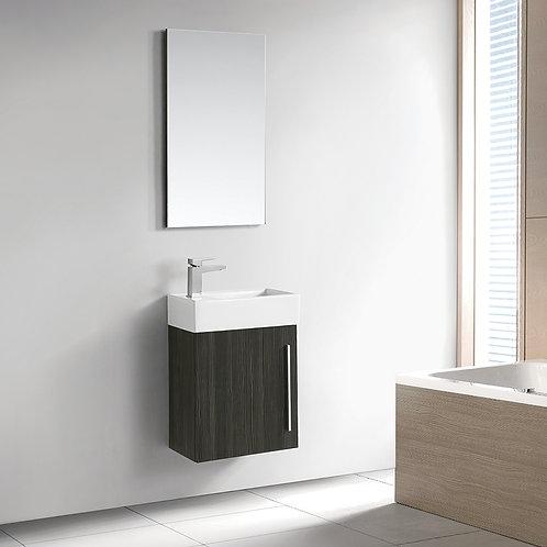 """18"""" Bathroom Vanity 9001 18 BP"""