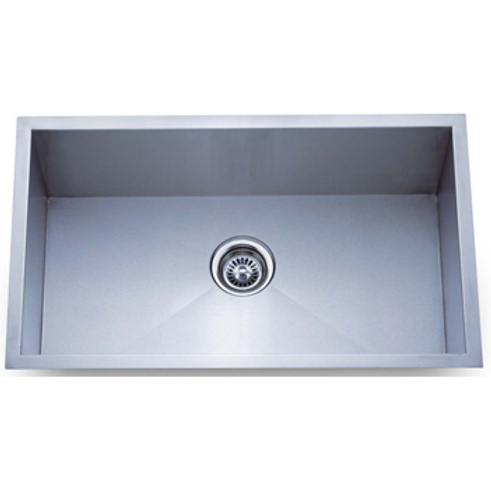 Undermount Kitchen Sinks Handcrafted Series 16ga 6002 2318