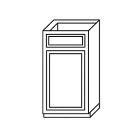 Base cabinet  Kitchen Cabinet  B09-B18