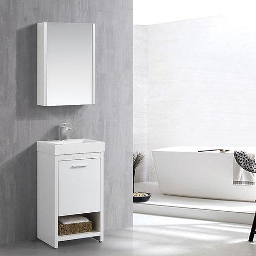 """18"""" Bathroom Vanity 9019 18 07"""