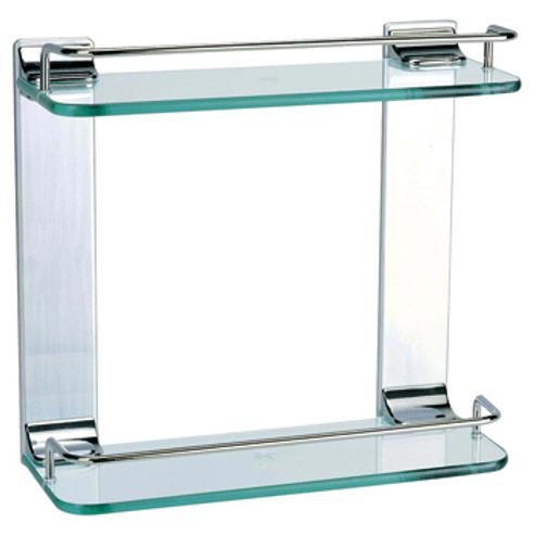 Double Glass Shelf 2004 001 02