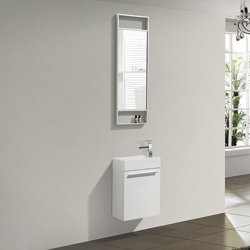 "18""Bathroom Cabinet 010 18 01"