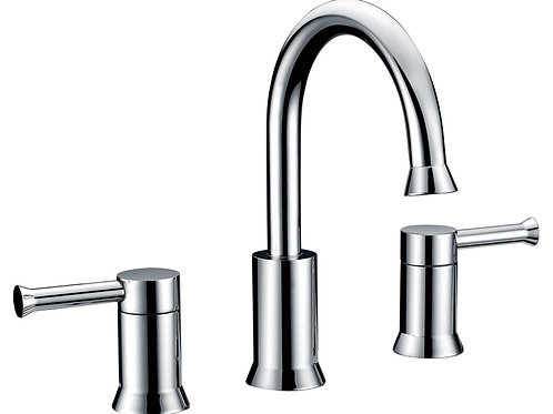 Two Handle Lavatory Faucet 8001 003