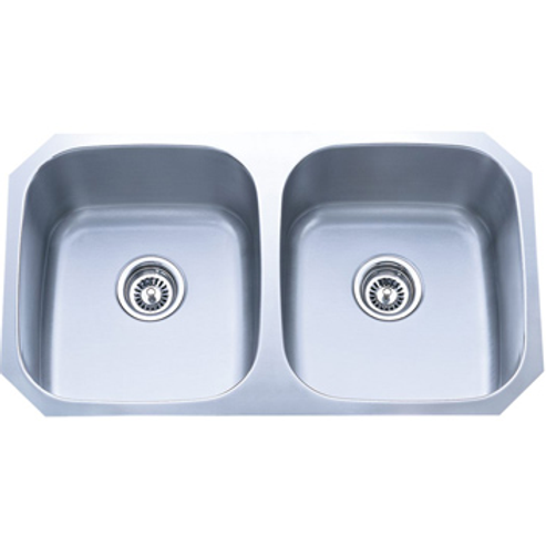 Undermount Double Bowl Sink 60013218