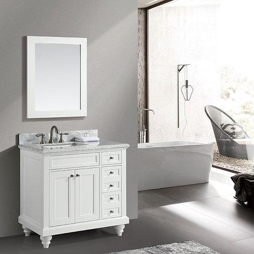 """36"""" Bathroom Vanity 9023 36 01"""