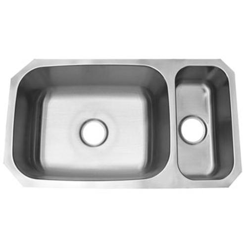 Undermount Double Bowl Sink 60013118D