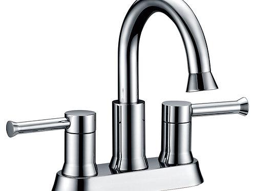 Two Handle Lavatory Faucet 8001 002