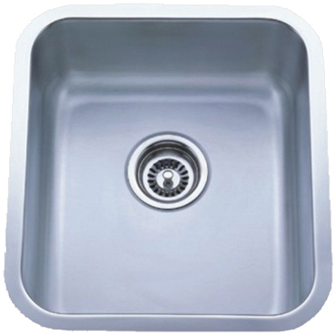 Undermount Single Bowl Sink 6001-1618/6001-1618T