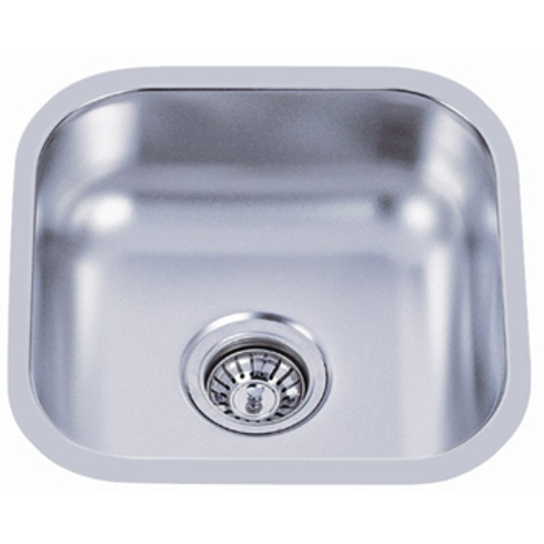 Undermount Single Bowl Sink 6001 1616