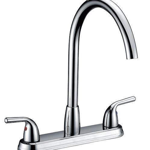 Two Handle Kitchen Faucet 8002 003 01