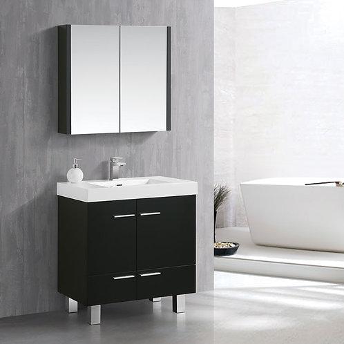 """24"""" Bathroom Vanity 9014 24 02"""
