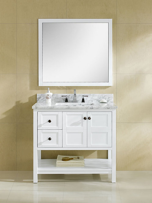 "36""Bathroom Cabinet 005 36 01L"